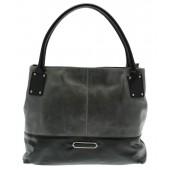 CAPOVERSO | kabelka z jemné kůže - velká